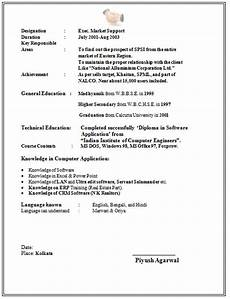 over 10000 cv and resume sles with free download free resume template sle for graduate