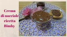 crema pasticcera alle nocciole crema spalmabile alle nocciole ricetta bimby divertirsi in cucina youtube