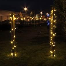 400 led lichterkette 40 m warmwei 223 f 252 r innen und au 223 en