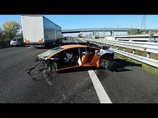 nico pliquett unfall видео lambo crash