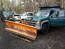 how things work cars 1995 chevrolet 3500 parental controls purchase used 1995 chevy 3500 hd 10 mason dump with western plow needs work no reserve