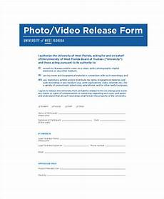 free 10 generic photo release forms in pdf