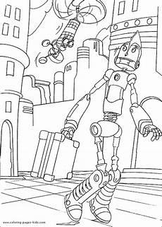 Malvorlagen Roboter Free Roboter Malvorlagen Zum Ausdrucken