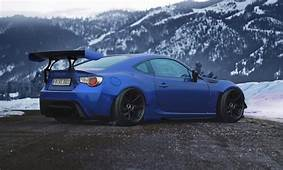 Subaru BRZ Rocket Bunny By SrCky  Dream Cars Pinterest