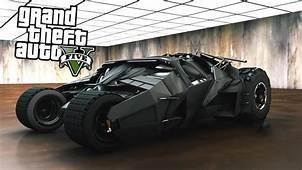 INCR&205VEL BATM&211VEL CARRO DO BATMAN  GTA V PC MOD YouTube