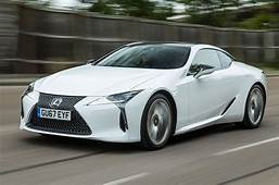 Lexus LC Review 2020  Autocar