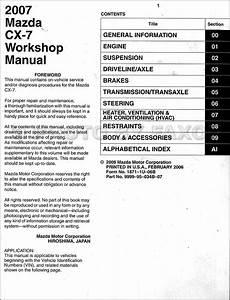 free car manuals to download 2007 mazda cx 7 interior lighting free repair manual for a 2010 mazda cx 7 2010 mazda cx