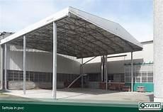 tettoie in pvc tettoie in pvc a torino per la societ 224 elicotteristica