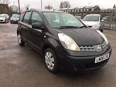 Nissan Note 2006 Black 1 4 Petrol In Cheetham Hill