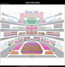 royal opera house seating plan royal opera house london seat map and prices