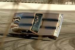 Video Jay Lenos Rollover Crash In The Hurst Hemi Under Glass