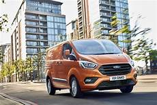 Ford Elektroauto 2018 - new 2018 ford transit custom revealed with hybrid model on