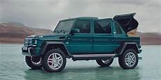 the mercedes maybach g 650 landaulet has exhausted our