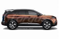 Nouveau Peugeot 5008 2017 Plus Qu Un 3008 224 7 Places