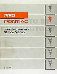 shop manual service repair 1991 pontiac trans sport transport transsport book ebay 1990 pontiac trans sport van repair shop manual original