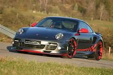 Porsche 997 Turbo Tuning Car Tuning