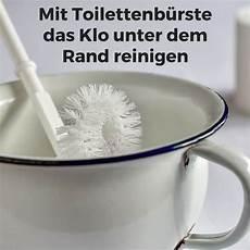 kloschüssel ohne rand ultimative klo putzen anleitung richtig schnell sauber