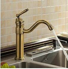 kitchen faucets bronze finish antique bronze finish kitchen faucets kitchen tap basin faucets single and cold wash