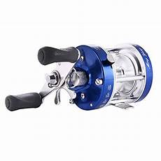 reel baitcaster isafish bait fishing reel blue left baitcaster with oversized reels ebay