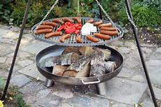 Schwenkgrill Mit Feuerschale 216 60cm Kaufen Bei Finnwerk