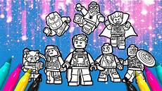 lego team coloring page marvel superheroes 2