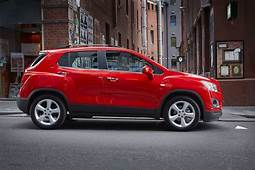 2015 Holden Trax Pricing And Specifications  Photos 1 Of 9