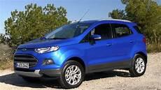Essai Ford Ecosport