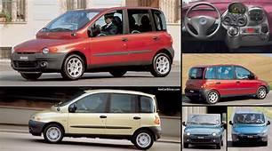 Fiat Multipla 2002  Pictures Information & Specs