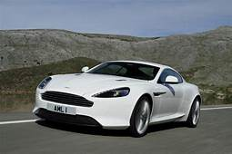 2012 Aston Martin Virage  Top Speed