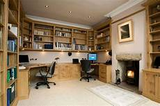 fitted home office furniture menwith oak home office from treske