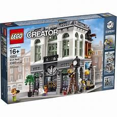 lego creator expert brick bank 10251 5702015591058 ebay