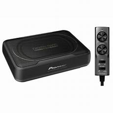 pioneer ts wx130da 160w compact active underseat subwoofer