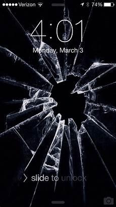 Iphone 6 Lock Screen Iphone 6 Broken Wallpaper 7 broken screen wallpapers prank for apple iphone