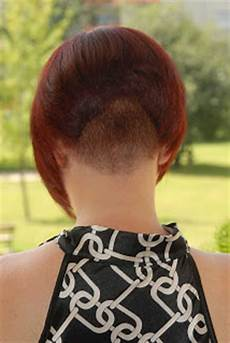 lady nape highly shorn napes