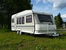 Wohnwagen Hobby Classic 525 Ebay