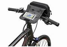 Klickfix Smart Bag Touch Lenkertasche Schwarz