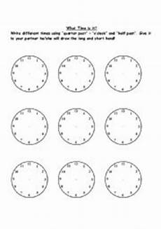 time worksheet quarter and half 3157 time worksheets half past and quarter past worksheets for all and worksheets