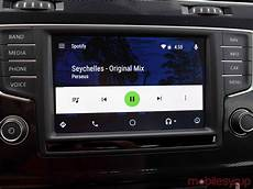 2017 Volkswagen Mib System Review Where The Phone
