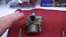 2 how to clean a moped scooter carburetor
