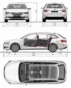 dimension octavia combi drive review skoda superb estate 2016