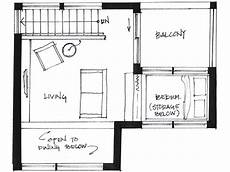1 500 square foot house plans couple living in 500 square foot small house by smallworks