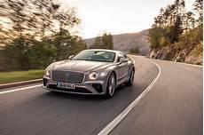2019 bentley continental gt first review