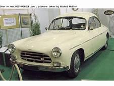 Salmson 2300 Sport 1953 1957
