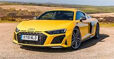 2020 Audi R8 Drive Review Improving An Already