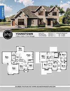 2 story traditional house plans youngtown 2 story traditional house plan with images