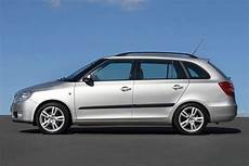2010 Skoda Fabia Ii Estate Pictures Information And