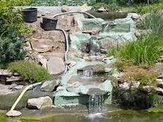 Wasserfall F 252 R Teich Und Garten Selber Bauen Mit