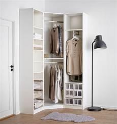Pax Schrank Als Raumteiler - pax fatask 225 pur in 2019 corner wardrobe closet bedroom
