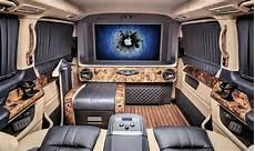 Mercedes Sprinter Luxury seen a luxury yacht on wheels check this mercedes