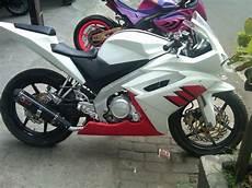 Modifikasi Motor Vixion New by 15 Modifikasi Motor Yamaha New Vixion 2015 Modifikasi
